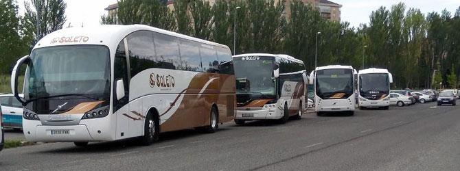 alquiler autobuses bilbao