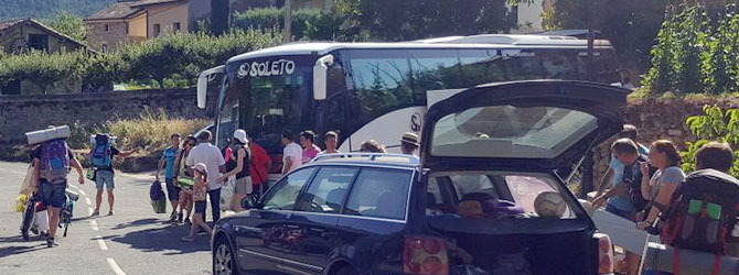 autobuses excursiones