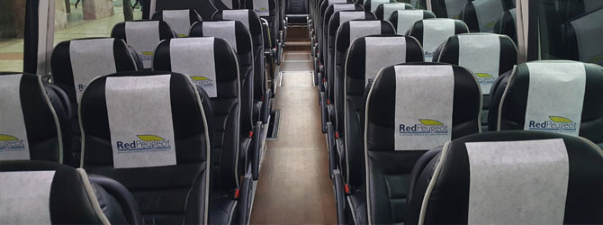 autobuses para empresas