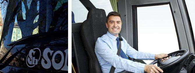 conductores autobuses